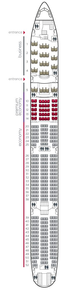 how to choose a seat on virgin australia